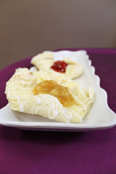 Fruit  Cheese Danish
